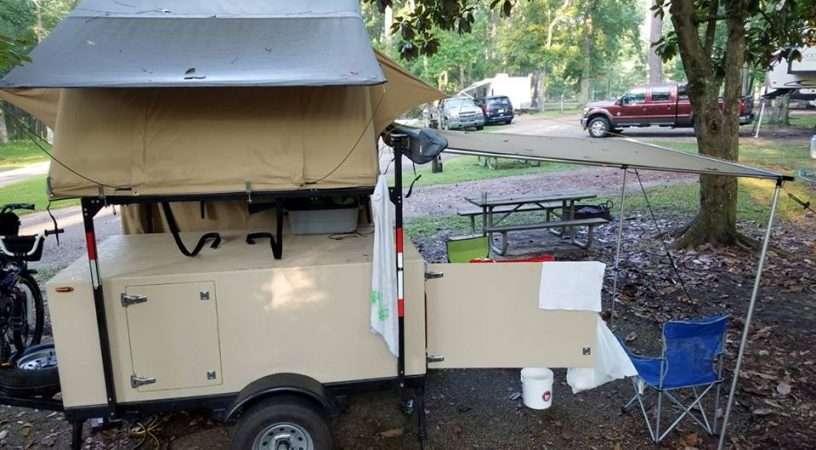 Trailer Rack Pickup Truck Bed Racks, Customer Eric's Rack