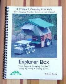 Compact Camping Explorer Box Construction Manual